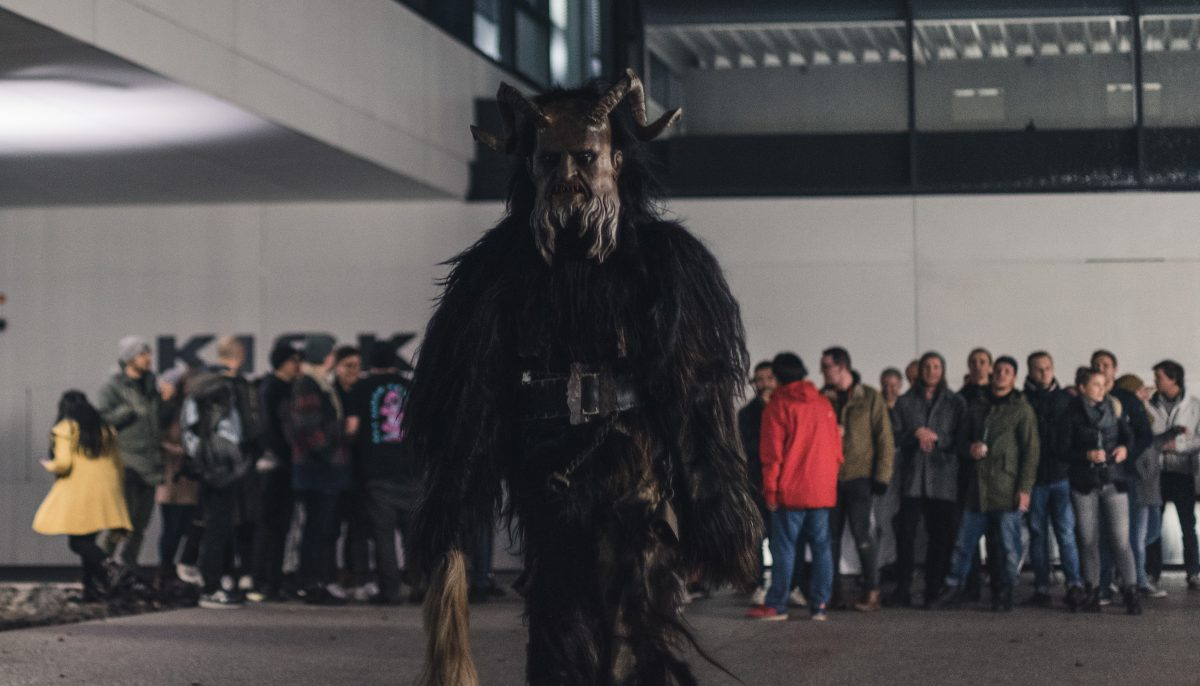 Krampus at KISKA